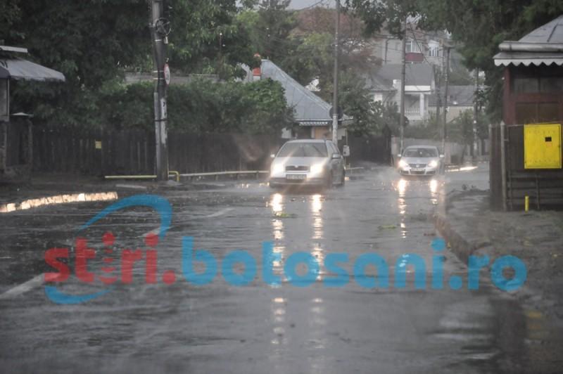 Informare meteo de ploi! Estimări pentru următoarele zile