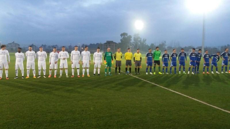 Infrangere pentru FC Botosani, in Austria