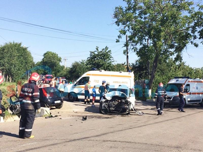 Îngrijorător! A crescut numărul accidentelor rutiere grave, la Botoşani. Care sunt cauzele!