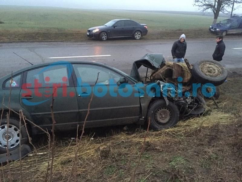 Îngrijorător: În regiunea Moldovei se produc cele mai multe accidente rutiere din țară!
