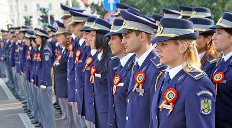 Înscrierea la Școlile de Poliție și eliberarea legitimațiilor de concurs