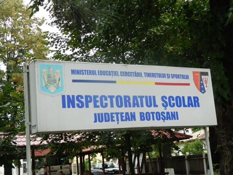 Inspectoratul Școlar va verifica toate unitățile de învățământ, începând de astăzi