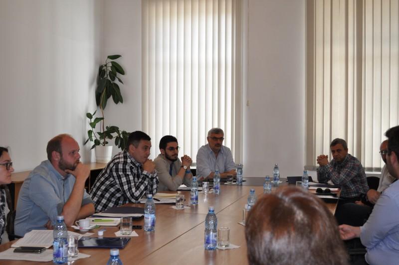Întâlnire cu investitorii străini la Camera de Comerț Botoşani - FOTO
