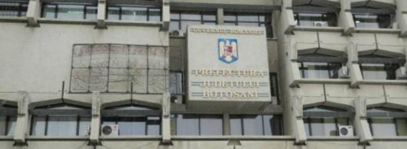 Întâlnire cu organizațiile neguvernamentale, la Prefectura Botoșani