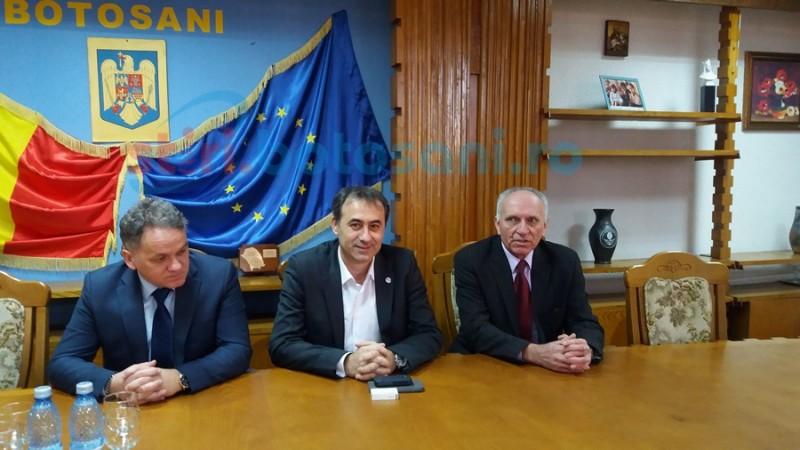 Întâlnire la prefectură cu preşedintele CECCAR România
