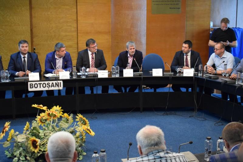 Întâlnire pe tema modificărilor legislației achizițiilor publice