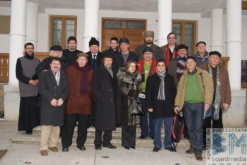 Intalnirea anuala a creatorilor de literatura din judetul Botosani