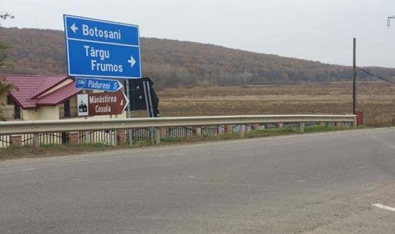 Întârzieri nejustificate la proiectarea drumului Tg. Frumos – Botoșani