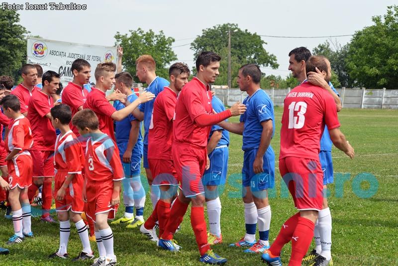 Inter Dorohoi a debutat cu un egal in Liga a III-a! Un junior a fost omul meciului!