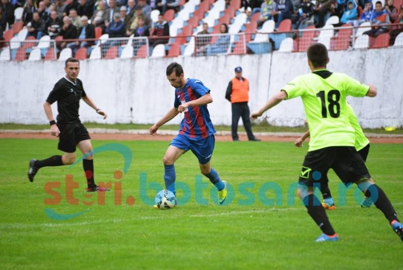Inter Dorohoi ramane pe ultimul loc in Liga a III-a