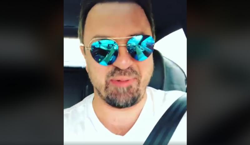 """Internauții iau atitudine după ce Brenciu, la volan fiind, a făcut un live pe Facebook: """"Asta e problema la noi... nu învățăm din greșelile altora"""" - VIDEO"""