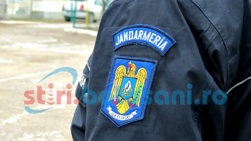 Intervenţii ale jandarmilor la apeluri 112