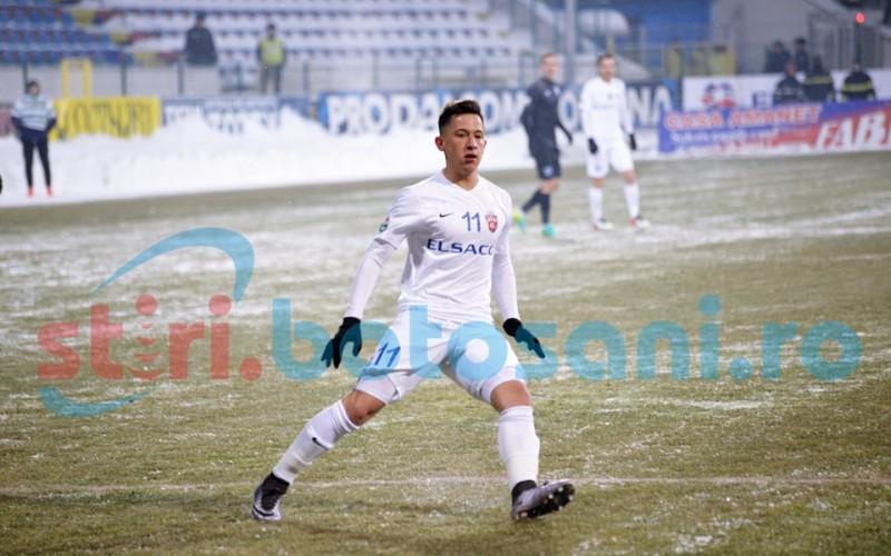 INTERVIU cu Olimpiu Morutan, dupa meciul cu Dinamo! Vezi ce nota a primit jucatorul!
