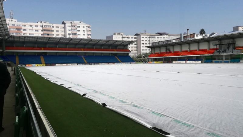 Intră Cosmin Andrei în istoria fotbalului botoșănean? Valeriu Iftime, după discuțiile pentru modernizarea stadionului din Botoșani: Este extraordinară voința primarului