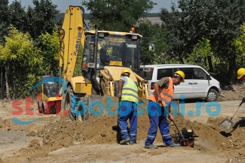 Investiţie de milioane de euro în judeţ, blocată! Constructorul ameninţă cu sistarea lucrărilor! FOTO