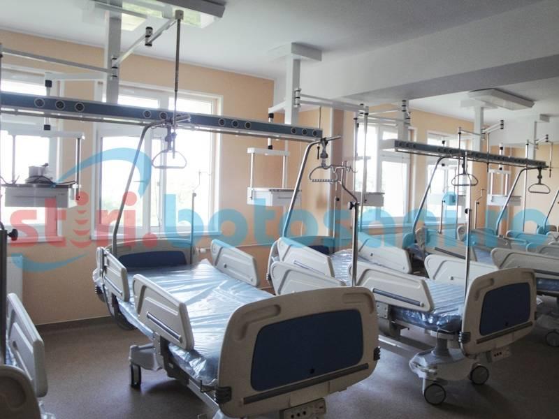 Investiţii de un milion de euro la Spitalul Mavromati. Expertize pentru reabilitarea a două secţii