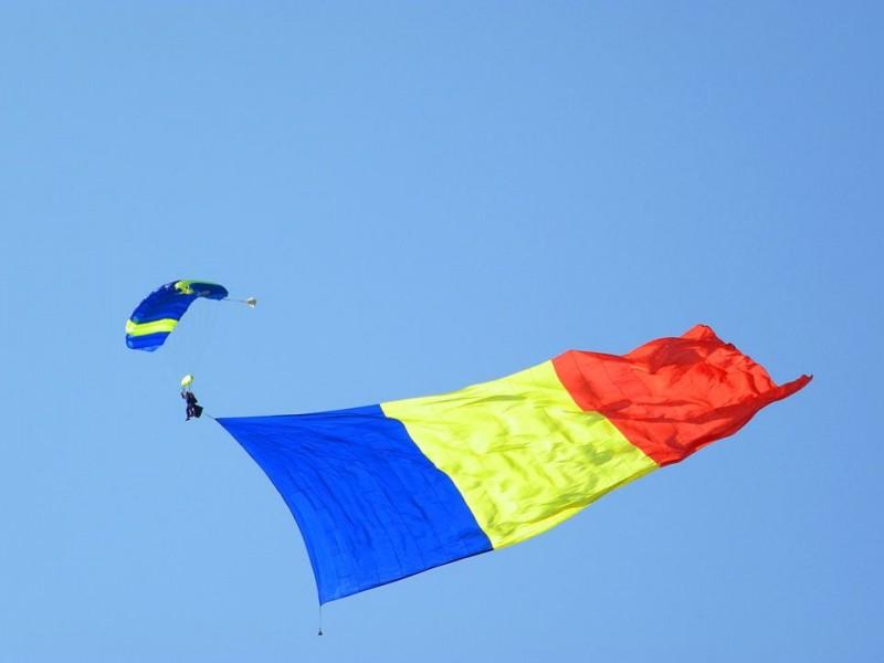 Invitaţi speciali la mitingul aerian de la Salcea! FOTO
