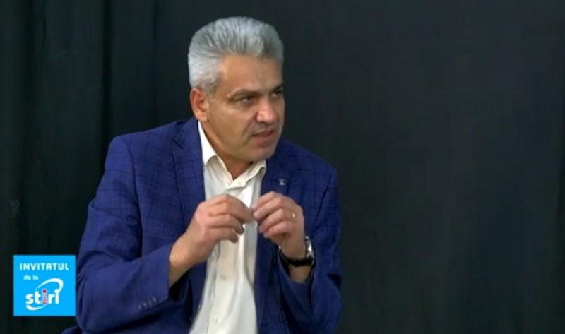 Invitatul de la Știri – Cristian Achiței, candidatul PNL Botoșani la Senatul României