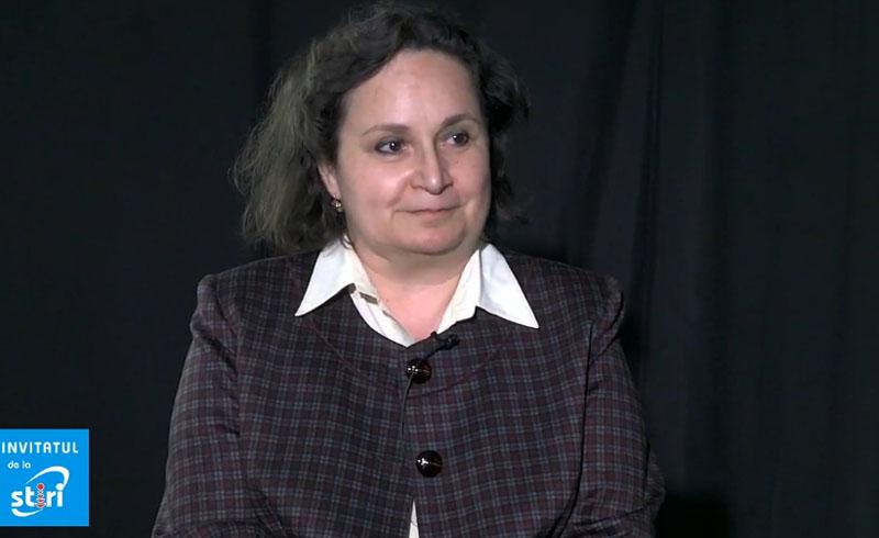 Invitatul de la Știri - Florentina Gheorghiță, directorul Centrului Național de Informare și Promovare Turistică de la Botoșani