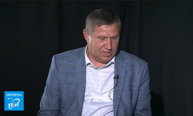 Invitatul de la Știri - Primarul comunei Stăuceni, Cozmin Epuraș
