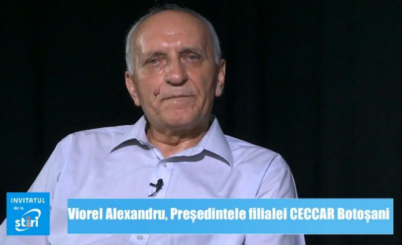 Invitatul de la Știri - Viorel Alexandru, președintele filialei CECCAR Botoșani