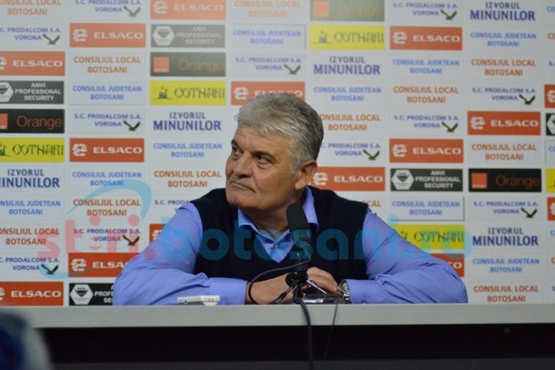 Ioan Andone şi-a reziliat contractul cu Dinamo Bucureşti, înaintea meciului cu FC Botoșani!