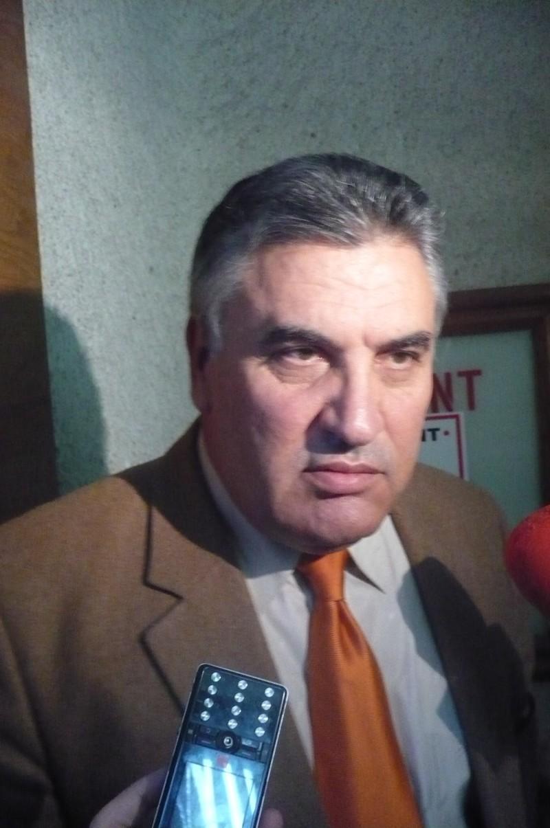 Ioan Ciobanu, sef la Inspectoratul Judetean in Constructii, fara a fi membru PD-L!