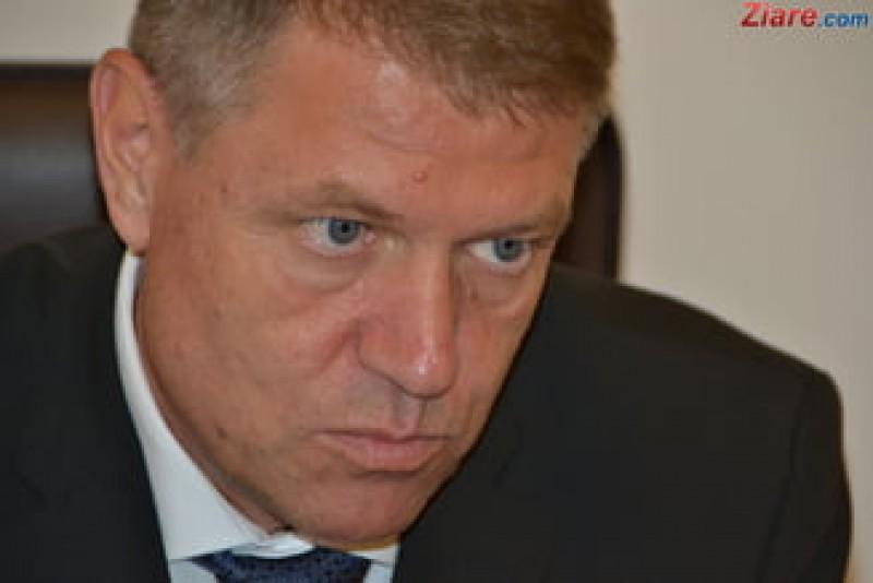 Iohannis a atacat la CCR Legea privind organizarea administrativa a teritoriului Romaniei