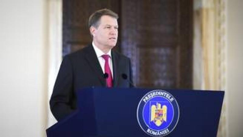 Iohannis anunta dupa Craciun numele premierului