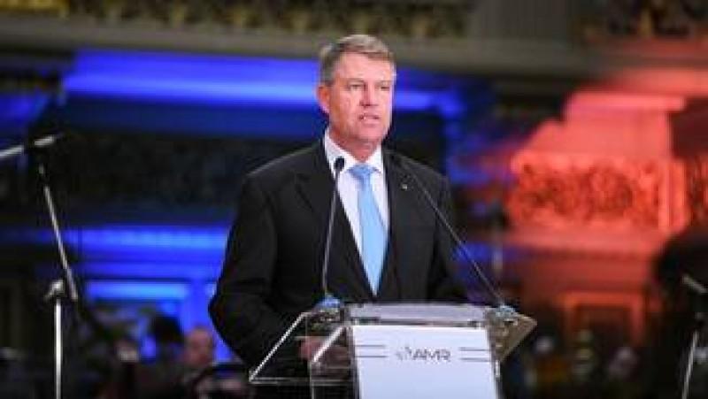 Iohannis, mesaj pentru primari: Se incearca schimbarea Codului Fiscal fara discutii cu voi
