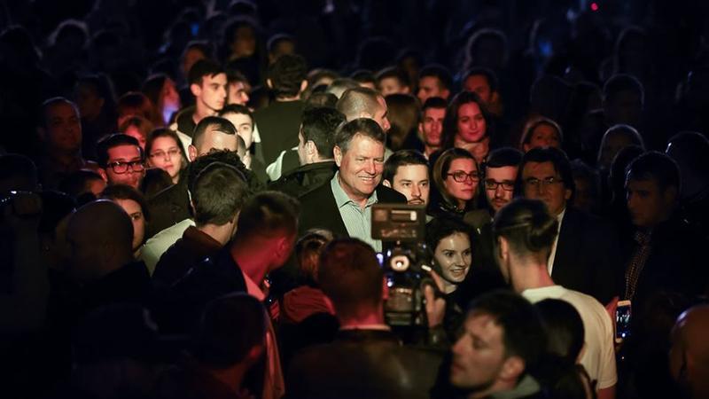 Iohannis: Obiectivul meu personal pentru alegeri e câștigarea unui nou mandat de președinte. Sunt optimist