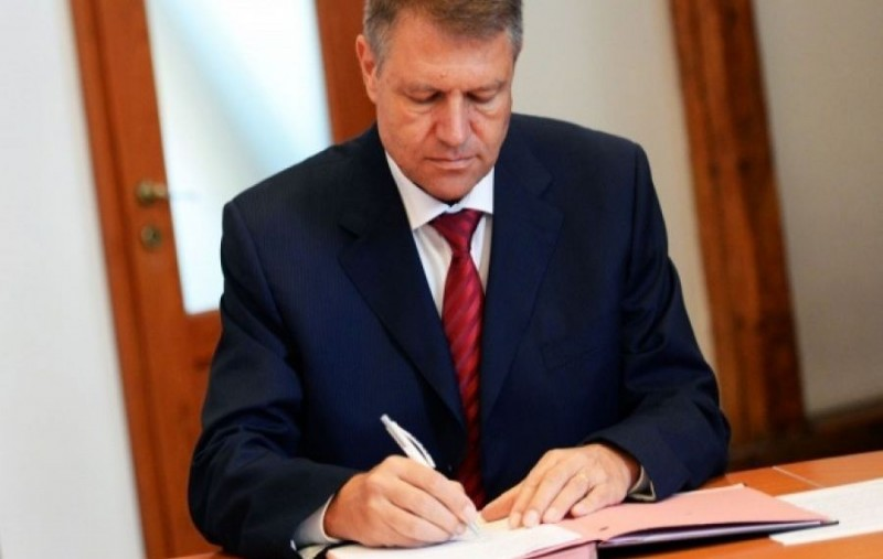 Iohannis retrage decoraţia acordată Spitalului de la Suceava