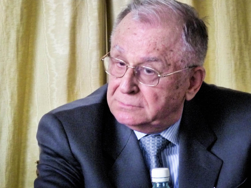 Ion Iliescu, audiat la Parchetul General in Dosarul Mineriadei