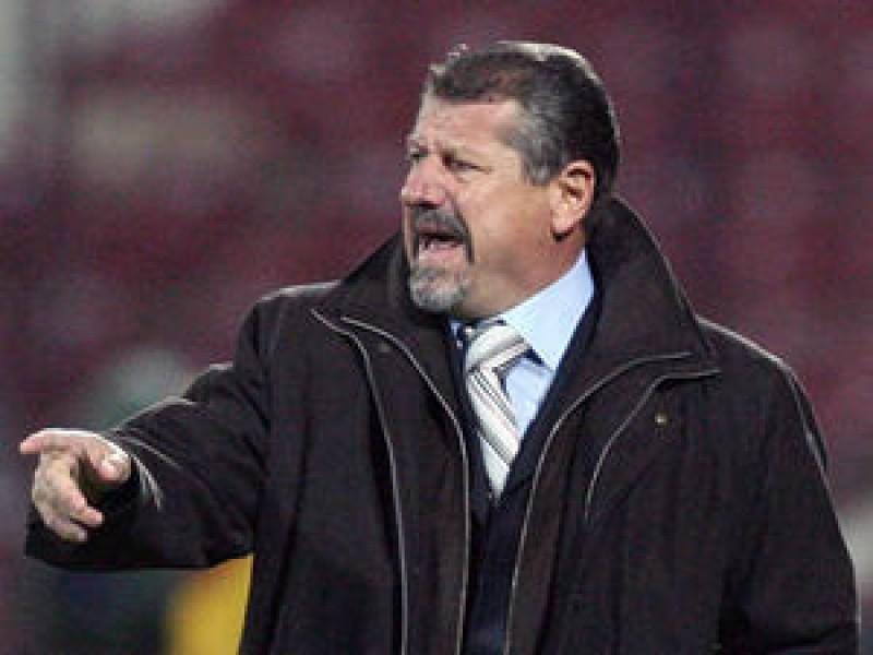 Ion Marin este noul antrenor al lui Dinamo