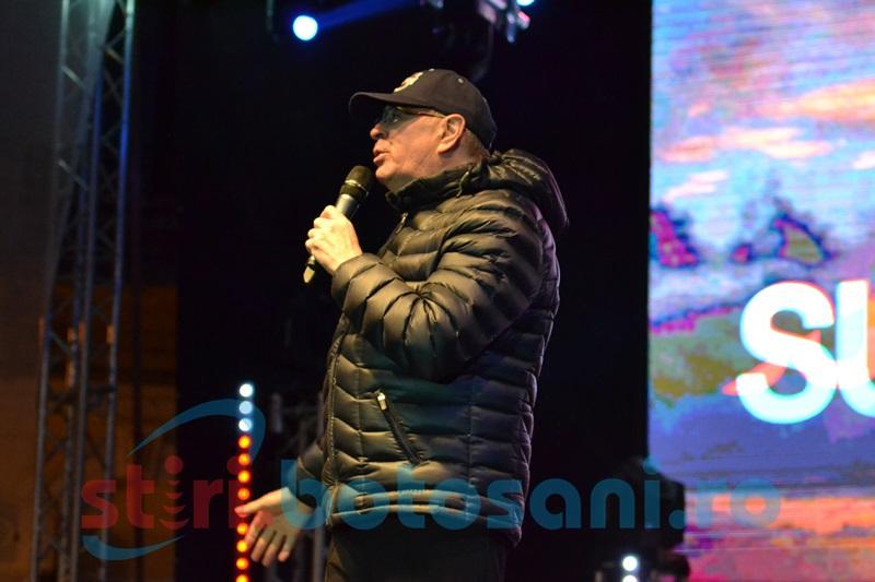 Ion Suruceanu, unul dintre artiştii preferaţi de botoşăneni, aduce muzica uşoară moldovenească pe scena Zilelor Oraşului! FOTO, VIDEO