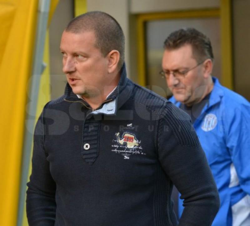 Ionut Chirila are zilele numarate la CSMS Iasi! Daca pierde cu FC Botosani va fi DEMIS!