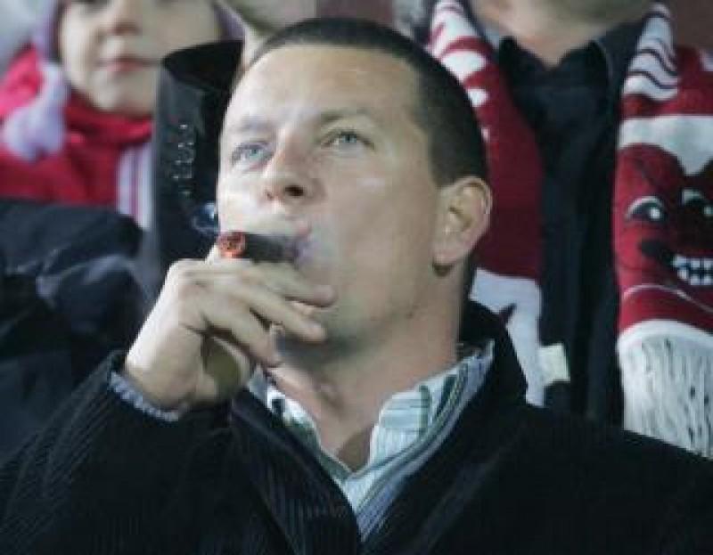 Ionuţ Chirilă, confirmat ca principal la UTA