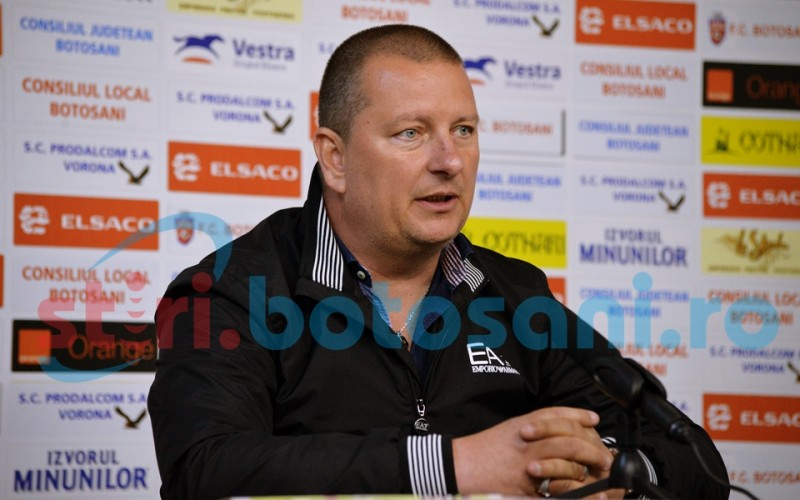 "Ionut Chirila: ""Am jucat impotriva unei echipe care ar fi meritat sa fie in Play-off"""