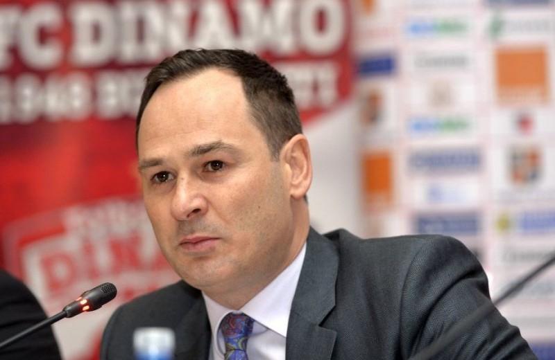 Ionuț Negoiță, sub control judiciar! De ce e acuzat patronul lui Dinamo!