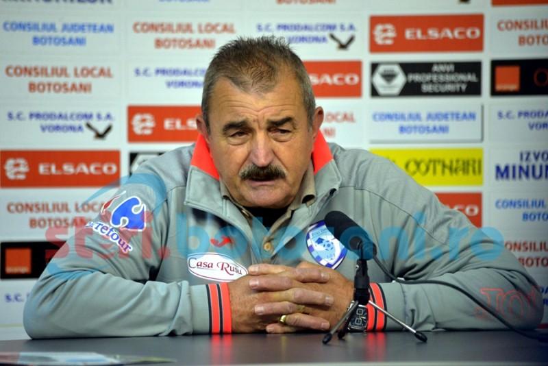 "Ionut Popa a vazut alt meci: ""Puteam reveni"""