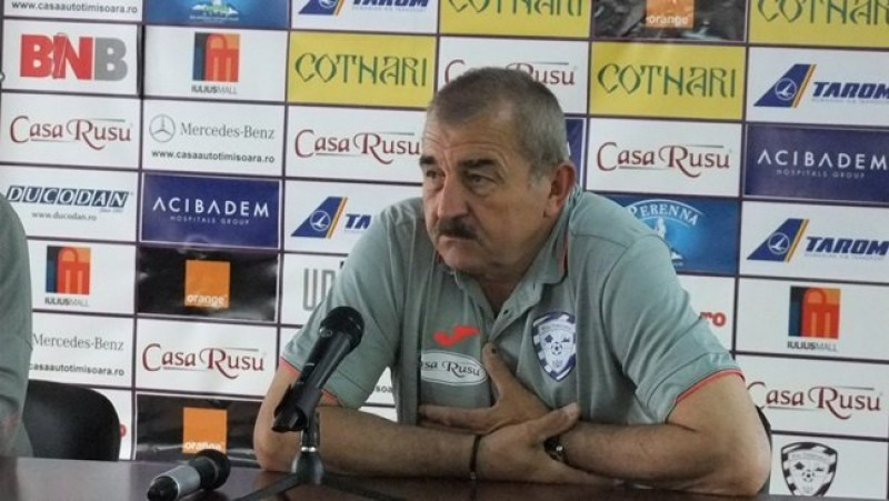 """Ionuț Popa: """"Mă simt umilit. Suntem nepregătiți pentru Liga I"""""""
