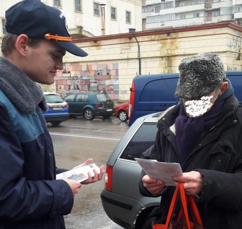 IPJ Botoșani: Activități preventive pentru combaterea furturilor! - FOTO