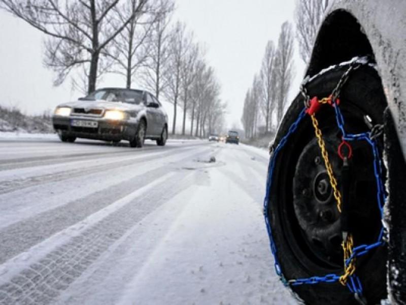 IPJ Botoșani: Recomandări rutiere pentru circulația pe timpul iernii!