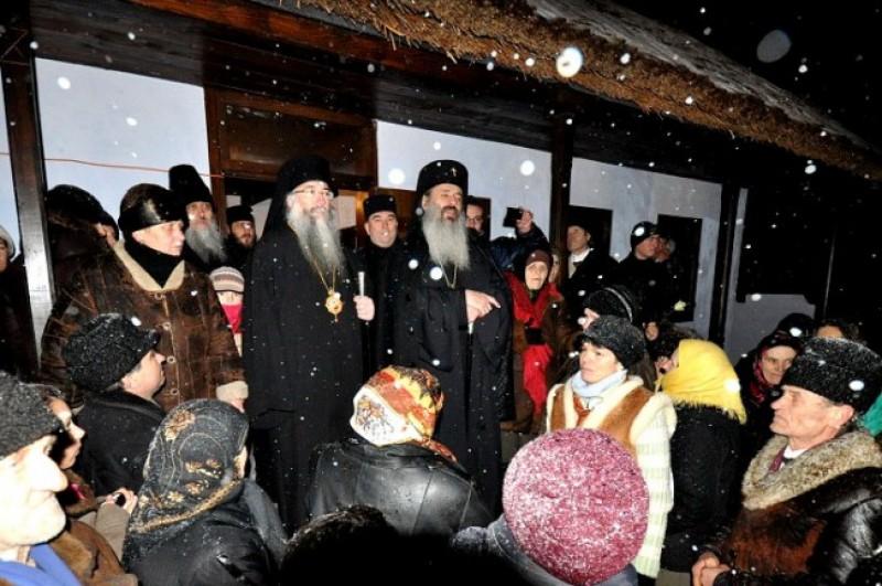 IPS Teofan a vizitat casa memorială a Patriarhului Teoctist, de la Tocileni