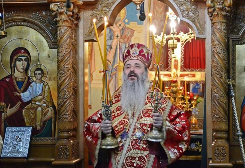 """IPS Teofan, la Stăuceni: """"Îşi iubea neamul şi Biserica, iar acestea i-au fost călăuzele care l-au îndrumat în viaţă şi l-au pregătit pentru veşnicie"""" FOTO"""