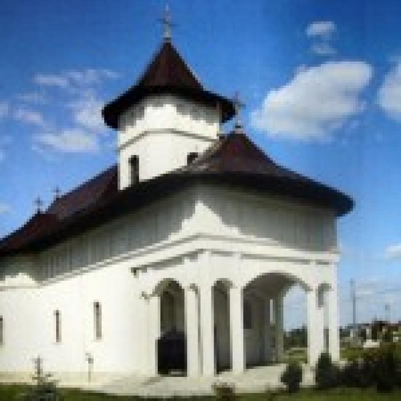 """IPS Teofan va sfinti Biserica """"Sfantul Voievod Stefan cel Mare"""" din Catamarasti Deal"""
