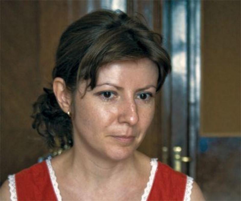 IRINA MUNTEANU: Jurnalistul despre sine insusi!