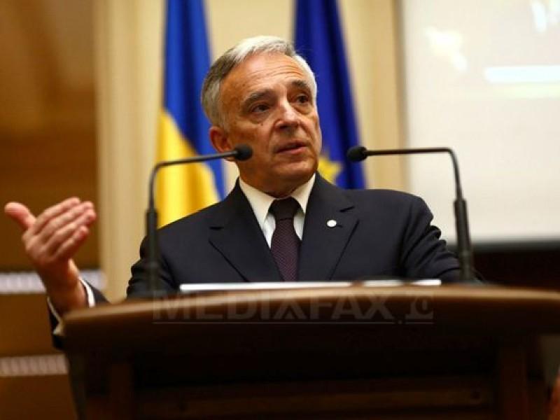 Isărescu, validat de Comisiile de buget din Parlament pentru funcţia de guvernator al BNR: În acest mandat BNR va îndeplini obiectivul de aderare a României la zona Euro