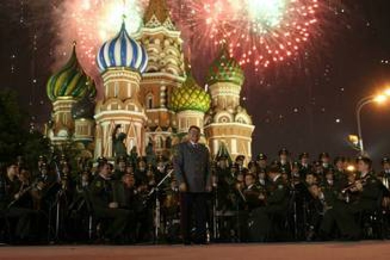 Istoria Corului Armatei Rosii: Inghitit de Marea Neagra inainte de a sarbatori cu soldatii rusi victoria din Siria! - VIDEO