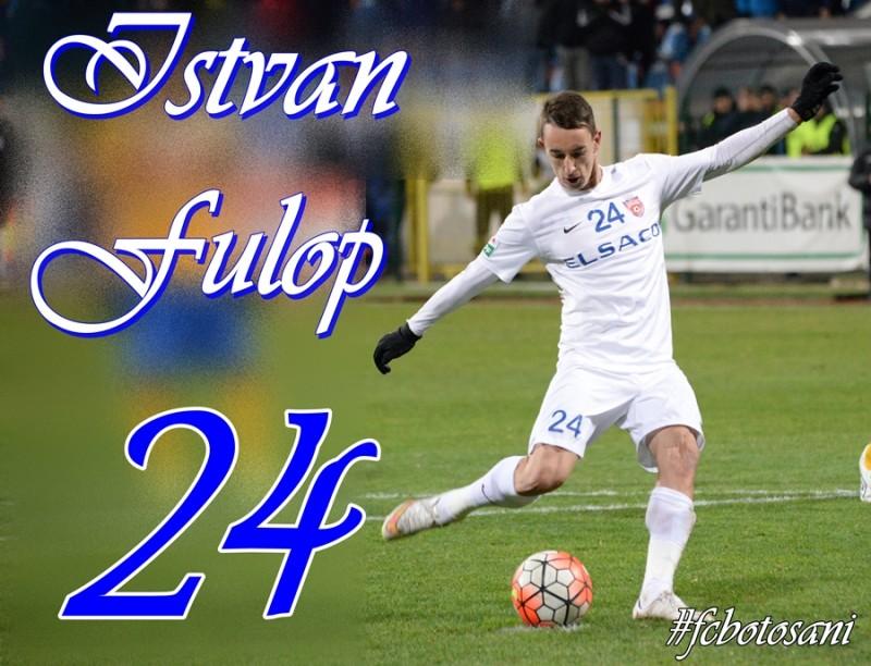 Istvan Fulop este noul golgheter al Ligii 1, după primele patru etape! VIDEO